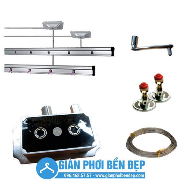 Giàn phơi thông minh GPTM-888B