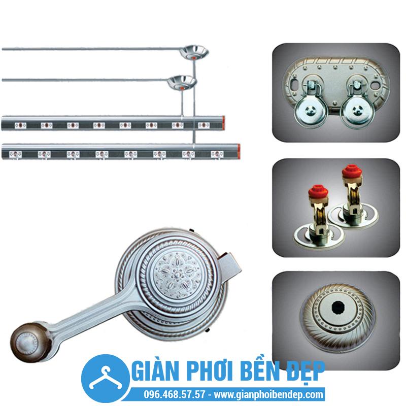 Giàn phơi thông minh GPTM-950