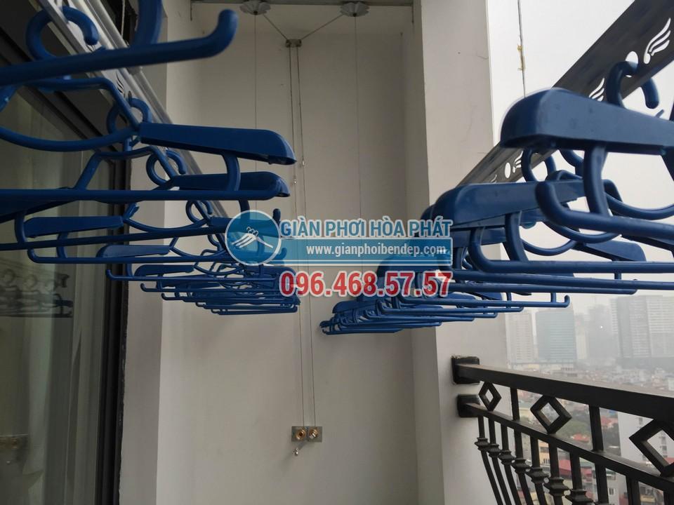 Dịch vụ lắp đặt - bảo hành giàn phơi thông minh Time City số 1 Hà Nội - 02