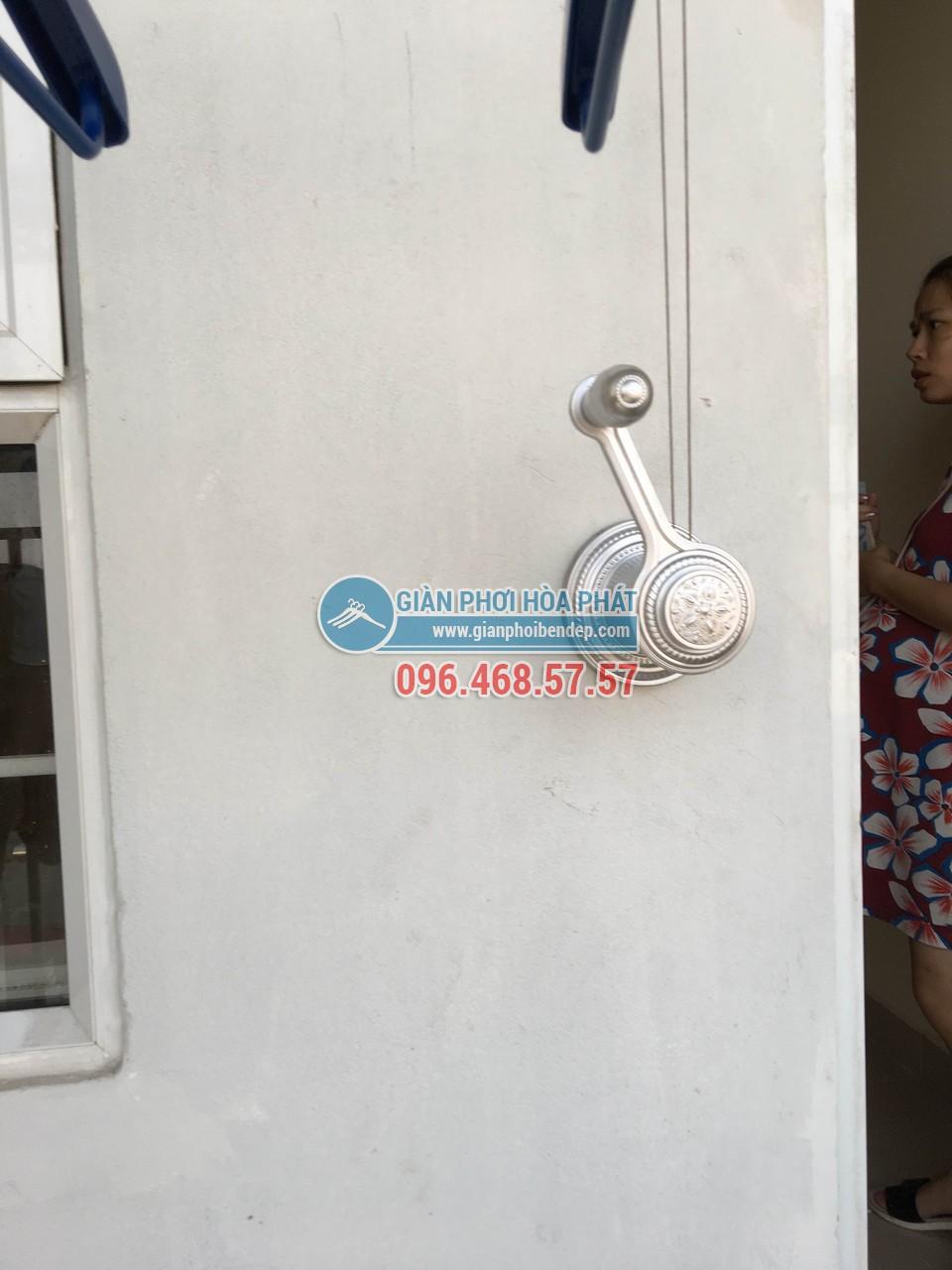 """Giàn phơi thông minh Hòa Phát Star HP950- sản phẩm giàn phơi đang """"đắt khách"""" nhất Hà Nội 01"""