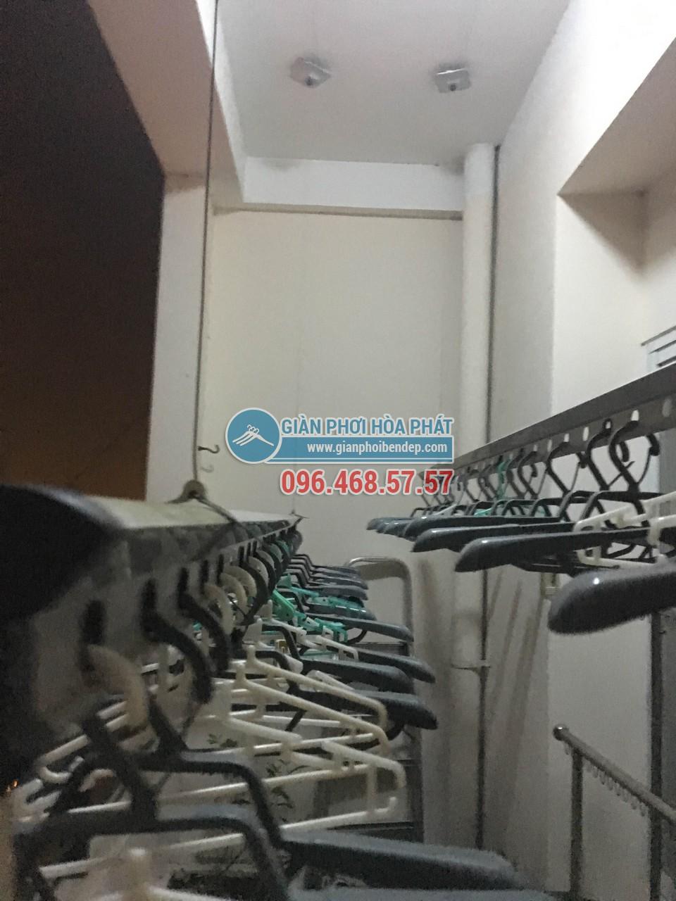Nhà chung cư đẹp ngây ngất nhờ lắp đặt giàn phơi thông minh - 03