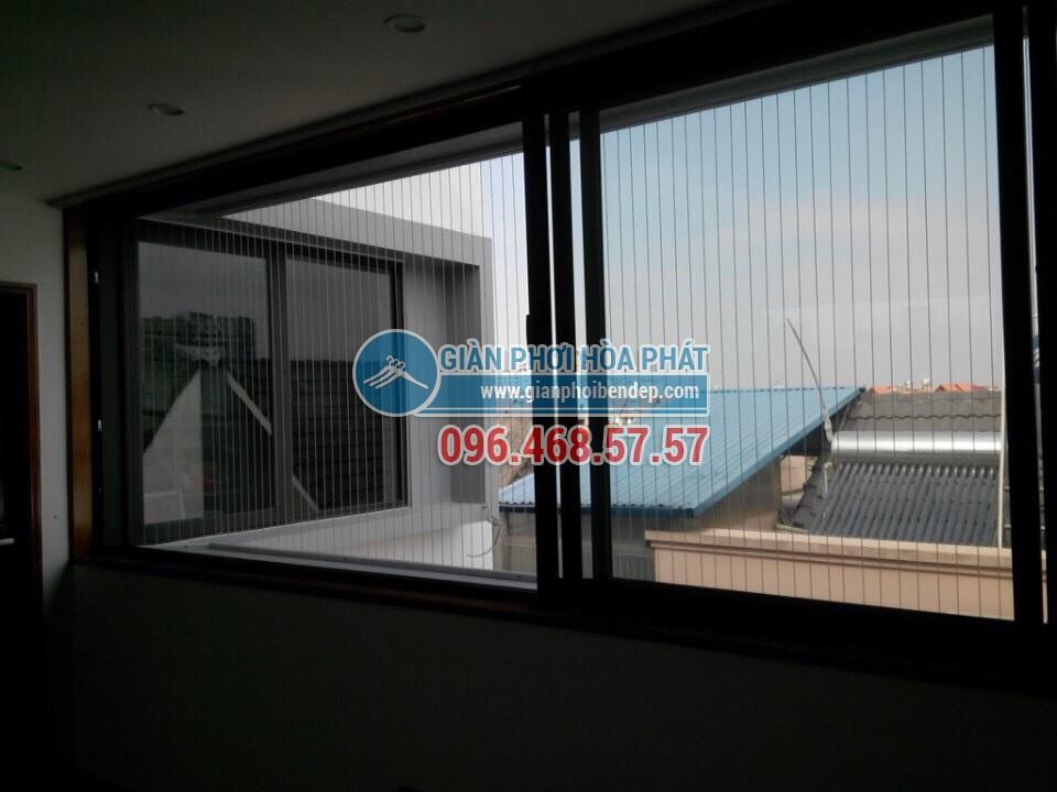 Ban công đẹp ngỡ ngàng nhờ lắp đặt lưới an toàn nhà chị Đào, KĐT Mỗ Lao - 07