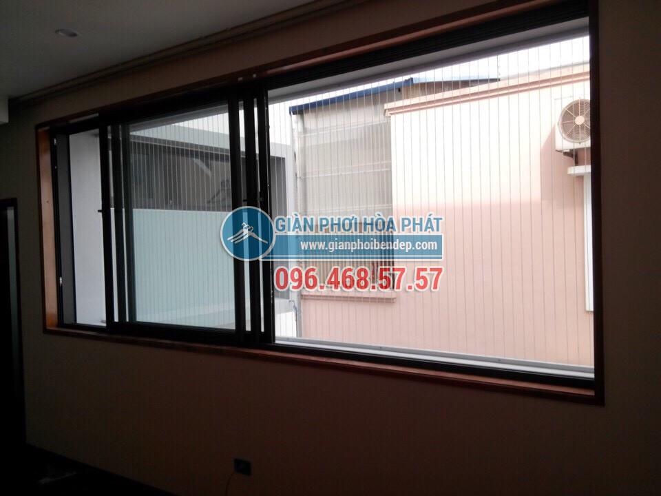 Ban công đẹp ngỡ ngàng nhờ lắp đặt lưới an toàn nhà chị Đào, KĐT Mỗ Lao - 03