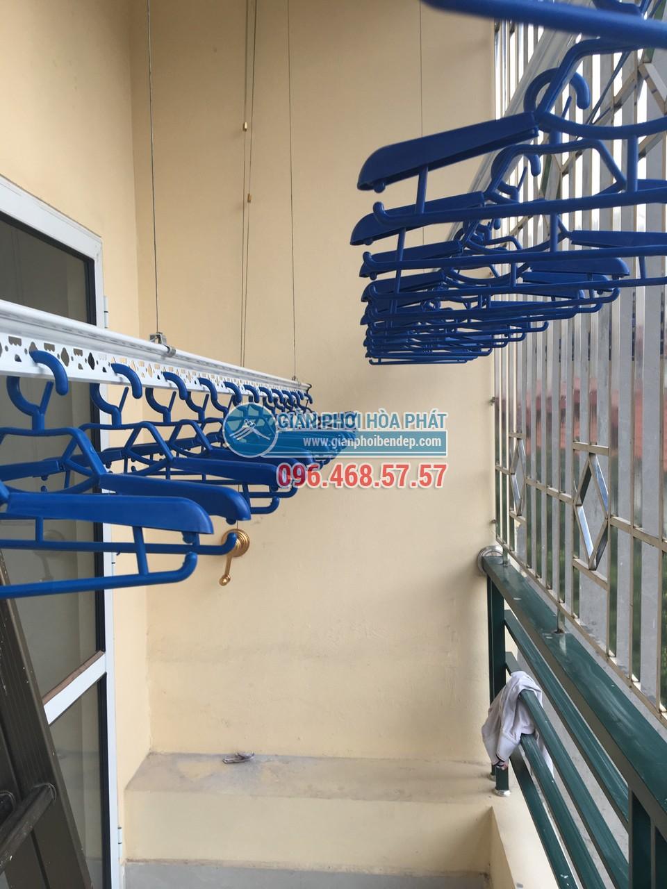 Lắp đặt giàn phơi thông minh Hải Phòng giá rẻ, chính hãng Hòa Phát - 01