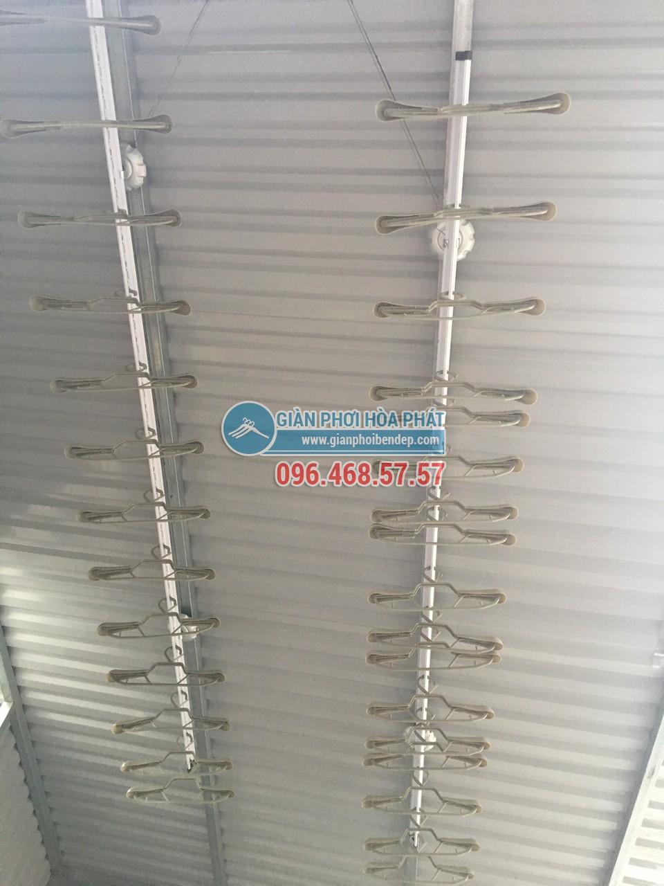 Lắp giàn phơi thông minh cho sân phơi bằng mái tôn nhà anh Chiến, Nguyễn Ngọc Nại - 02