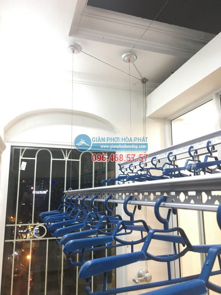 Miễn phí lắp đặt khi mua giàn phơi thông minh tại Giàn phơi bền đẹp