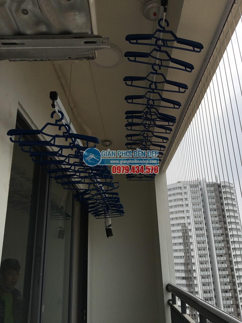 Bán buôn linh kiện giàn phơi thông minh giá rẻ, chính hãng tại Hà Nội