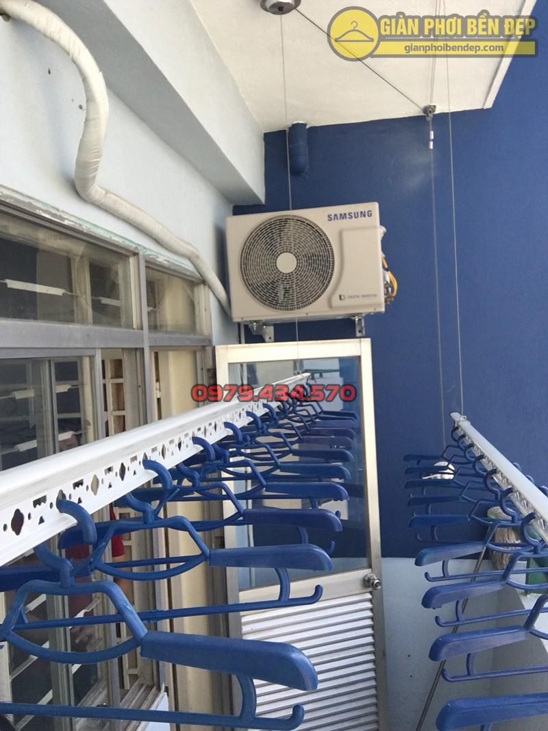 Địa chỉ bán sản phẩm giàn phơi Hòa Phát giá rẻ tại Hà Nội